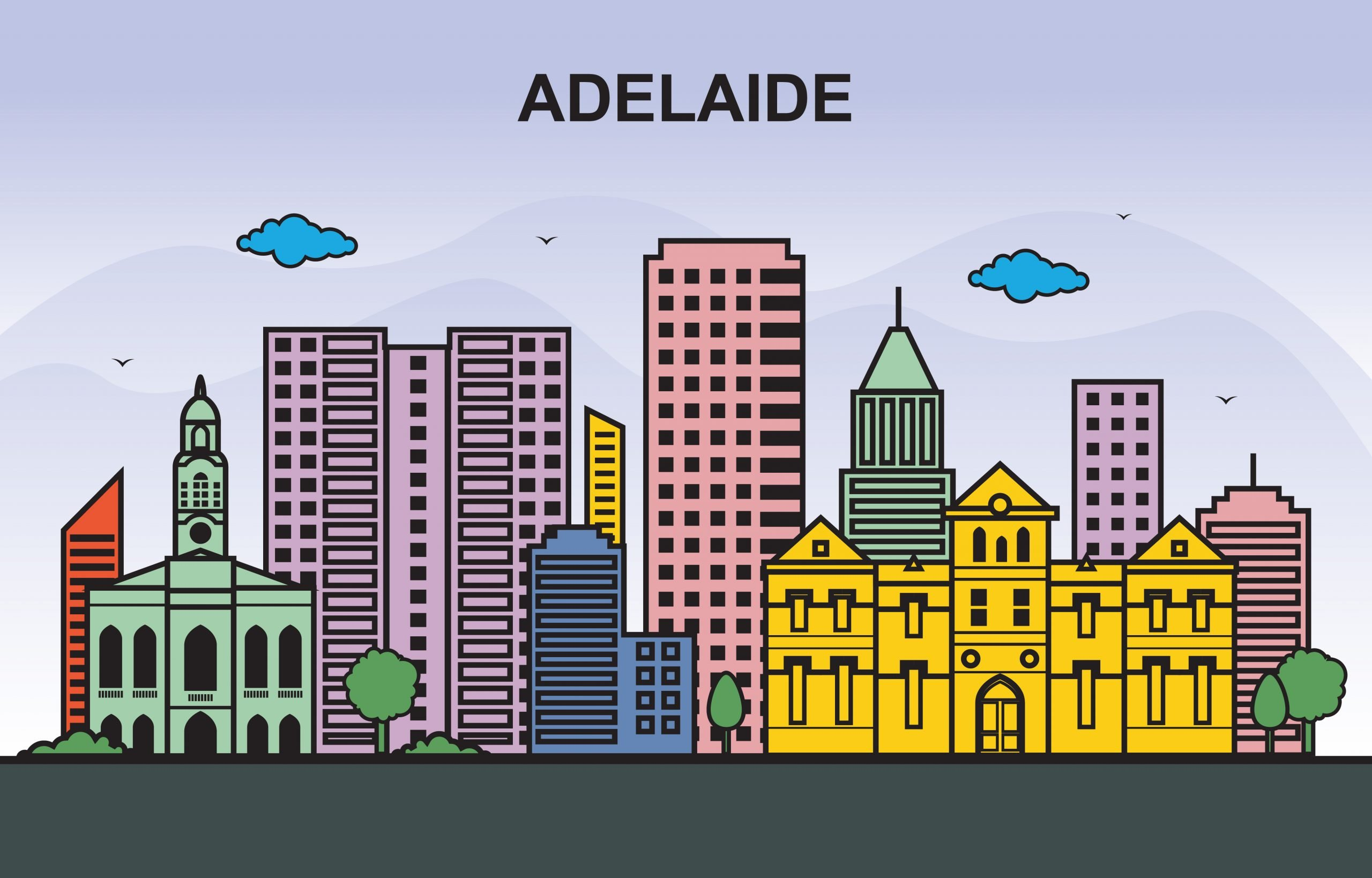 7 Seven reasons why adelaide?