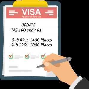 Tasmania 2020-2021 Skilled Migration Program