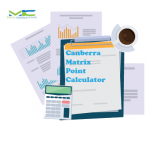 Canberra Matrix Points Calculator Visa Subclass 491 190