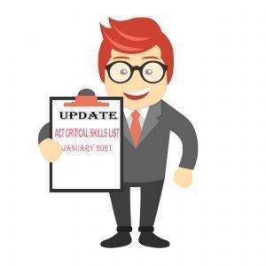 ACT CRITICAL SKILLS LIST January 2021
