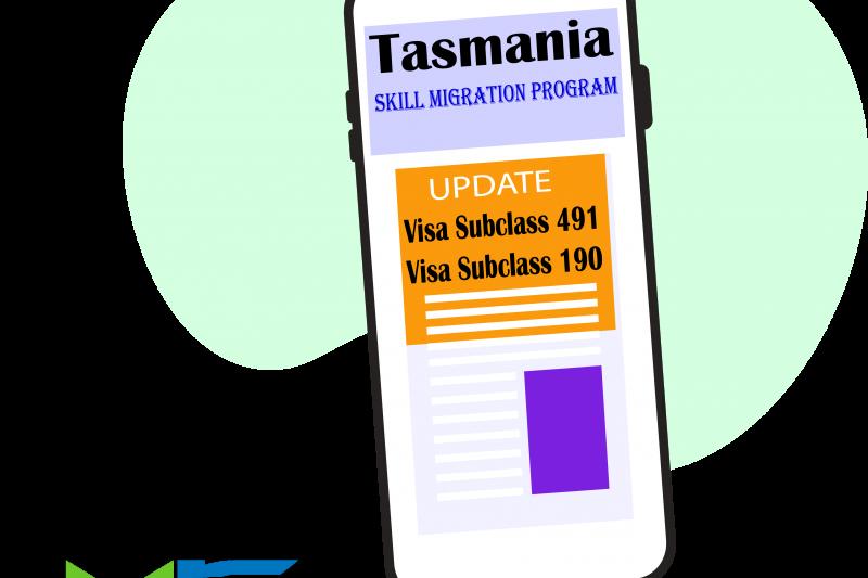 Tasmania 190 491 Visa Update